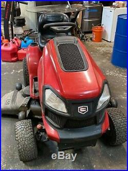 Craftsman T3200 Riding Lawn Mower 48 deck