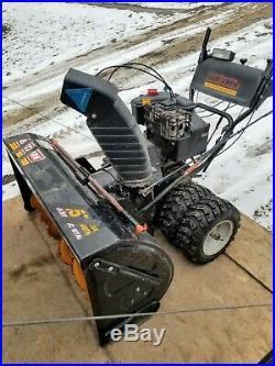 Craftsman commercial grade snow blower 45