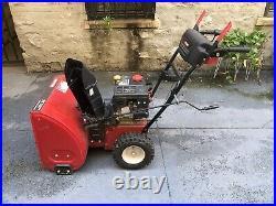 Craftsman yard machine snow blower