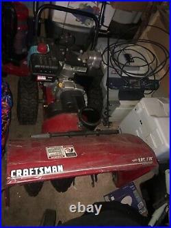 Craftsmans 9.0hp 28 Snow Blower