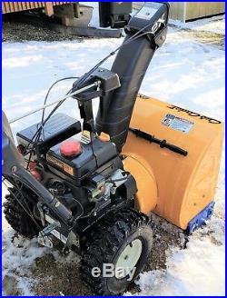 Cub Cadet 2X 524 SWE 24 208cc 2-Stage Electric Start Gas Snow Blower / Thrower