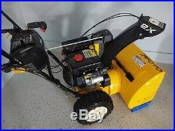 Cub Cadet 2X 528 SWE 28 Two-Stage Electric Start Gas Snow Blower