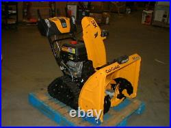 Cub Cadet 3X 30 420cc 3-Stage Gas Snow Blower with Electric Start Power Steering