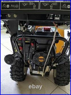Cub Cadet 3x 30HD 420cc Snow Thrower Blower 3-Stage