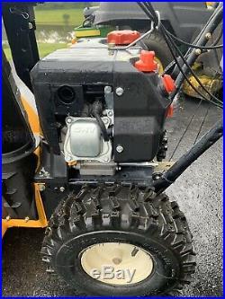 Cub Cadet Electric Start Gas Snow Blower 2X