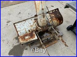 Cub Cadet International 42 Snow Thrower Blower QA42AU1111 Wide Frame