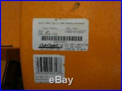 Cub Cadet Tractor 3000 Series Snow Blower 45 In 190-353-100 Model Fits 15 Models