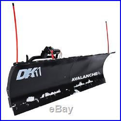 DK2 Avalanche 82 Universal Mount Snow Plow