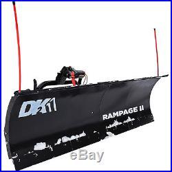 DK2 Rampage II 82 Snow Plow
