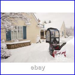 Durable Universal Cab Enclosure 2 & 3 Stage Snow Blowers Cub Cadet Toro Ariens