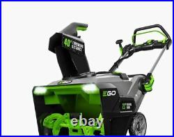 EGO POWER+ 56-Volt 21-in Single-Stage Brushless Cordless Electric Snow Blower B