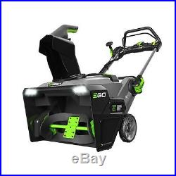 EGO Snow Blower 21 in Electric Cordless 56 Volt Lithium-Ion Single Stage Thrower