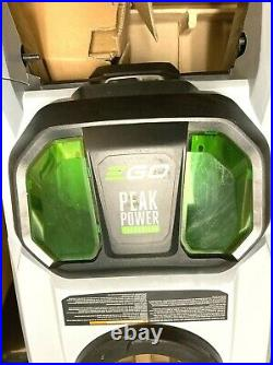 Ego Power+ SNT2110 Peak Power 21 56V Cordless Snow Blower No Battery or Charger