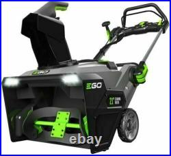 Ego SNT2100 21 Cordless 56-Volt Lithium-Ion Single Stage Electric Snow Blower