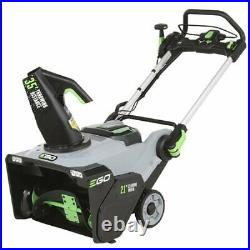 Ego Snt2100-Fc Cordless Snow Blower 21In. Single Stage Tool Only Snt2100-Rec