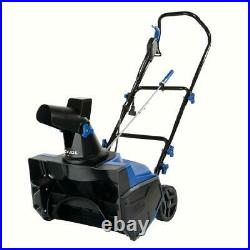 Electric Snow Blower, 18-Inch Wide, 13 Amp Motor Heavy Duty Snow Thrower