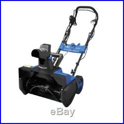 Electric Snow Blower Ultra 21 15A Snow Removal Equipment Outdoor with Light
