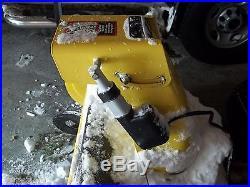 FOR John Deere 46 47 54 Snow Blower Thrower Chute Control Direct Bolt UP
