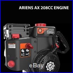 Gas Snow Blower Thrower 2-Stage Electric Start Ariens 24 in. Heavy Duty Steel