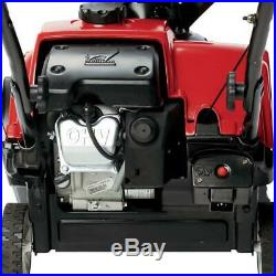 Gas Snow Blower Thrower Single Stage Shovel 18 in Powered Heavy Duty Toro