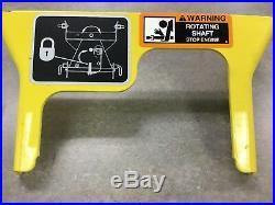 Genuine (New) John Deere Upstop / Drive shaft BM18170 for Snow blower