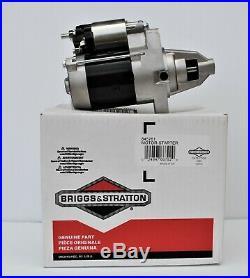Genuine OEM Briggs & Stratton 845761 Starter Motor r/p 843933