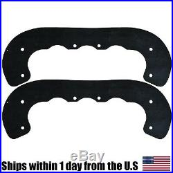 Genuine OEM Toro 221Q Snow Blower Scraper Bar Paddles Kit 108-4884 99-9313