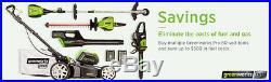 GreenWorks 2601202 80V 12-Inch Cordless Snow Shovel, no battery or charger