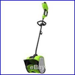 Greenworks Digi-Pro GMAX 12 40V Cordless Snow Blower Shovel TOOL ONLY GLSS40000