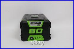 Greenworks PRO 80V 4.0 AH Lithium Ion Battery (GBA80400)