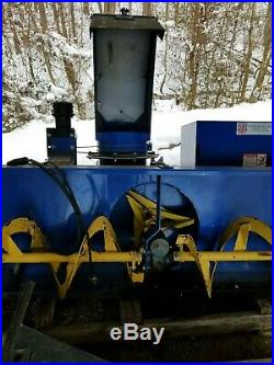 Hanson Truck Mounted Snow Blower