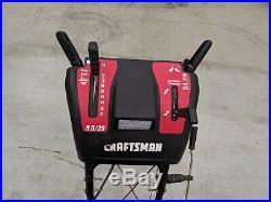 Hoc Craftsman Snow Blower Craftsman 950 + 90 Day Warranty