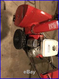 Honda HS70 Snowblower