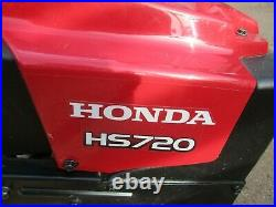 Honda HS720 Power Clear 21-Inch 212cc 4-Cycle Pull Start Snow Blower AS IS