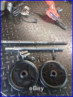 Honda HS80 HS50 55 70 Snowblower Crawler Tracks Assembly 42755-732-901 OBSOLETE