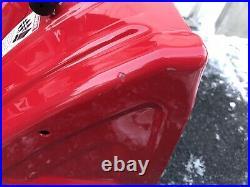 Honda HS928 Snow Blower 9HP 28 1 Hour On Machine