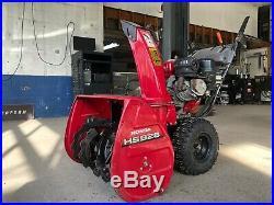 Honda HS928 Snow Blower 9HP, 28 inches Wide. Runs Great
