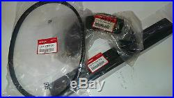 Honda Paddles Scraper Blade & Belt HS35 HS 35 Snowblower Snow Blower OEM