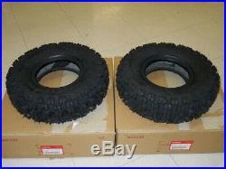 Honda Snow Blower Tire Set 42751-V41-003 HS624 HS724 HS828 HS928