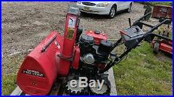 Honda Snowblower HS1132 NICE. LITTLE USE
