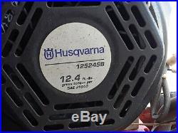 Husqvarna 12524SB 24-Inch 291cc OVH 2 Stage Snow Thrower (Model # 961930046)