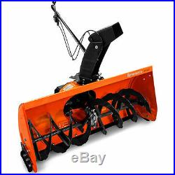 Husqvarna (42) Two-Stage Tractor Mount Snow Blower with Electric Lift