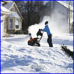 Husqvarna ST111 136cc Gas 21 in. Single Stage Snow Thrower 961830002 New