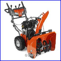 Husqvarna ST224 24 Gas Snow Blower Thrower 208cc Electric Start 961930096