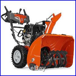 Husqvarna ST230P 30 Inch 291cc 2 Stage Thrower Cordless Electric Snow Blower