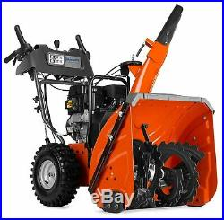 Husqvarna ST324 2-Stage Snow Blower (961930123) FREE Shipping & Liftgate