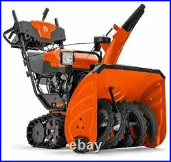 Husqvarna ST427T (27) 369cc Two-Stage Track Drive Snow Blower withEFI Engine 9619
