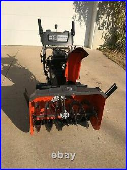 Husqvarna Snow Thrower-Blower ST 330T #961930095 01 Track Drive, Two Stage 30
