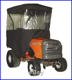 Husqvarna Standard 3 Sided Lawn Tractor Universal Snow Cab Thrower Protection