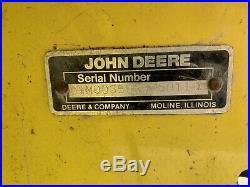 John Deere 359 59 Snowblower